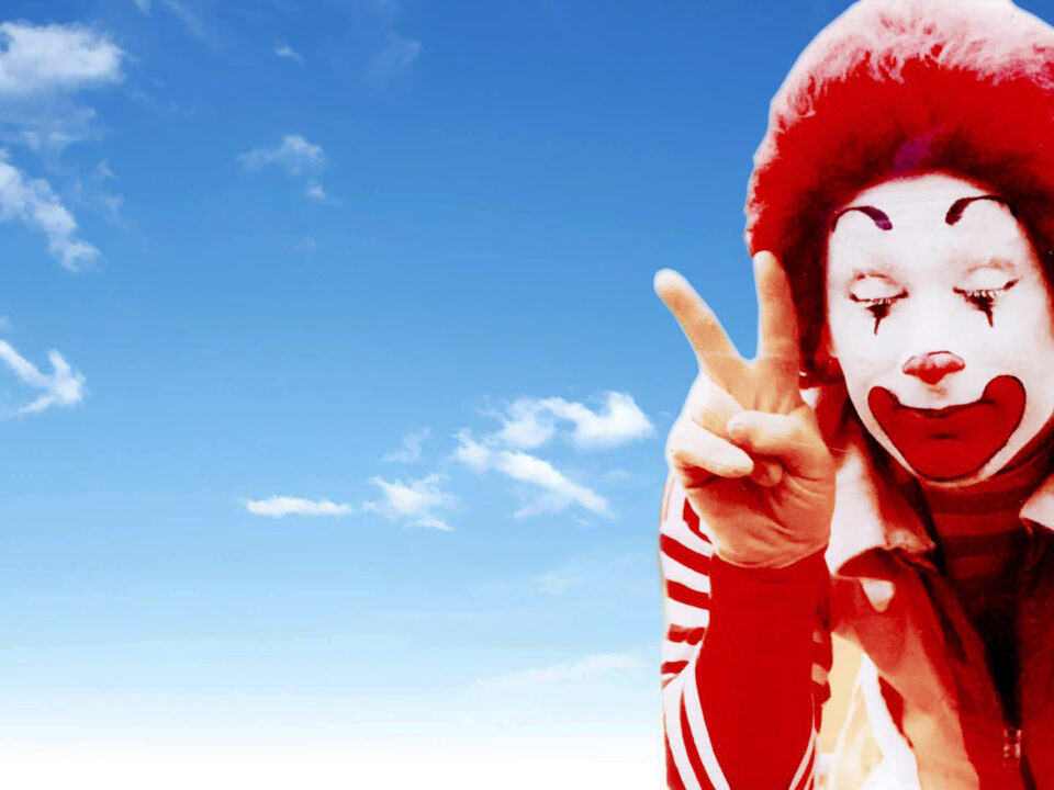 Facist Food Confessions of a Corperate Clown